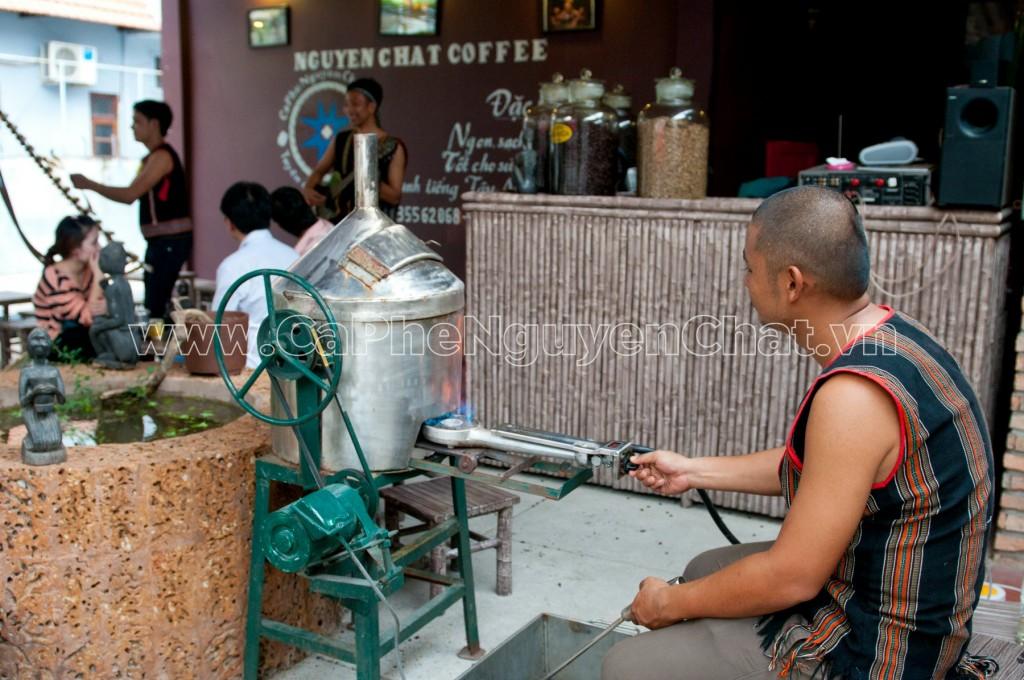 Coffee có chứa chất chế ngự ô xy hoá