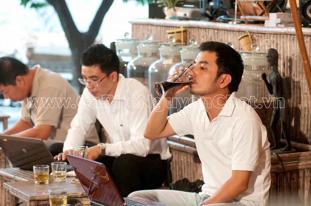 Xu hướng kinh doanh cafe sạch ở Sài Gòn