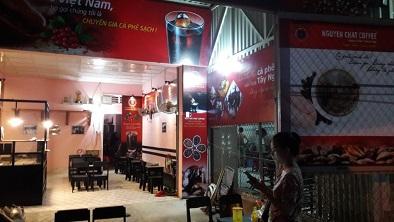 Chuỗi quán nhượng quyền Nguyen Chat Coffee