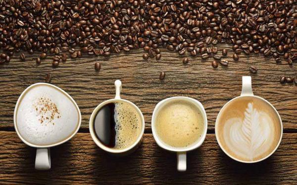 Phân biệt cà phê nguyên chất và cà phê giả sau khi pha.