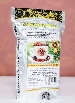 Cà phê nguyên chất Hạt ESPRESSO BLEND 1 (Đậm gu - cà phê pha máy)