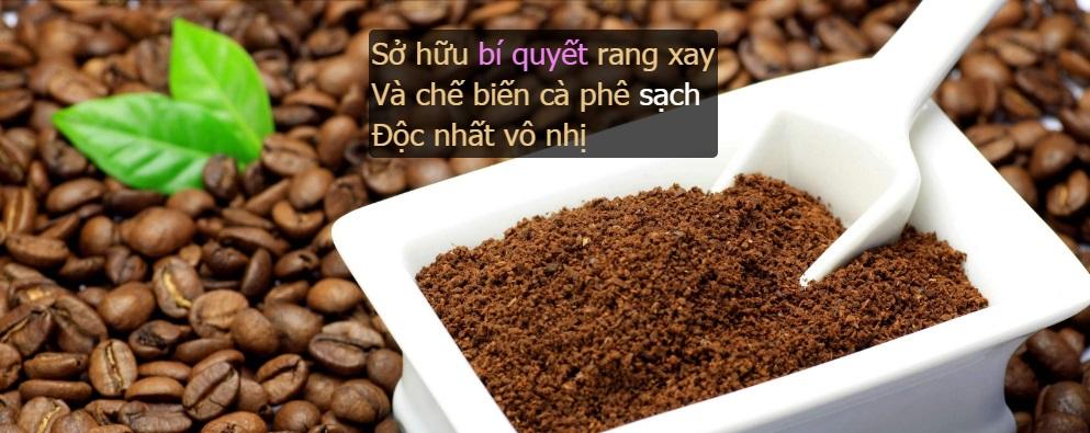 Phân biệt cà phê rang xay chất lượng