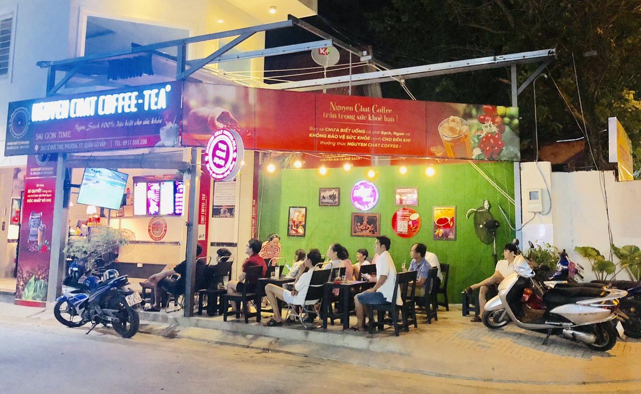 Nguyen Chat Coffee cung cấp cà phê sạch giá sỉ tốt nhất thị trường