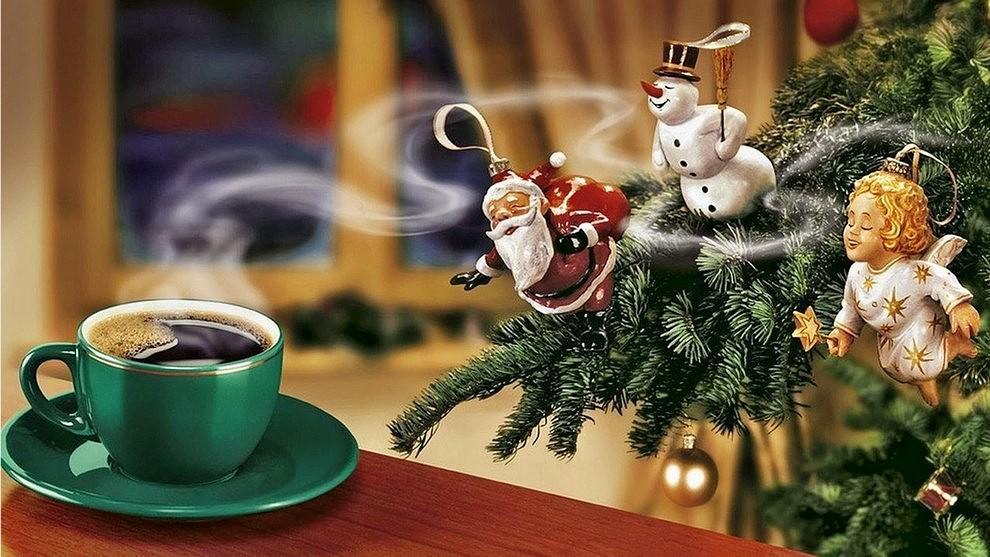 Giá cả cafe trên thế giới tăng mừng Giáng Sinh