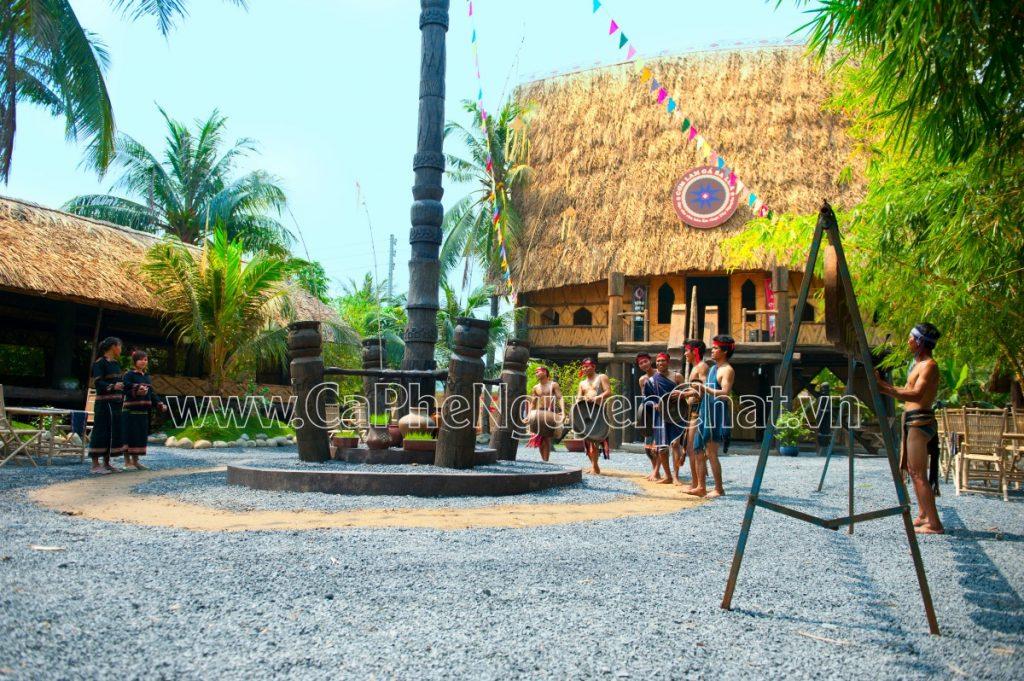 Nguyen Chat Coffee - Đặc sản văn hóa cafe Tây Nguyên