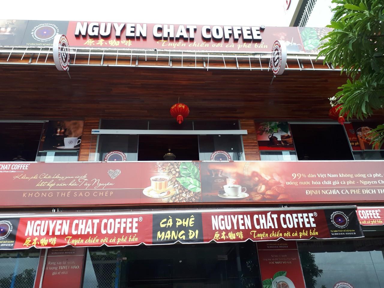 Nhượng quyền cà phê sạch