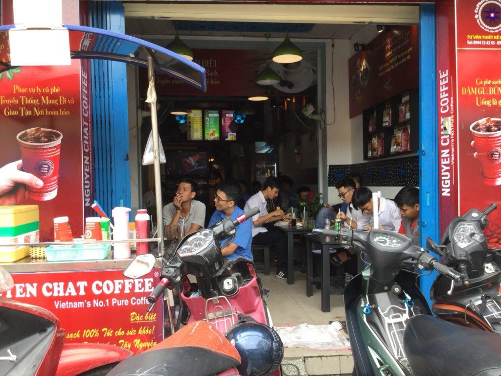 Những lưu ý để mở quán cafe nguyên chất