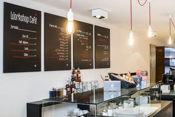 Những mô hình mở quán cafe đang được ưa chuộng