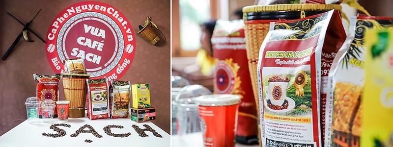 Nguyen Chat Coffee - Thương hiệu cafe sạch uy tín nhất tại Việt Nam