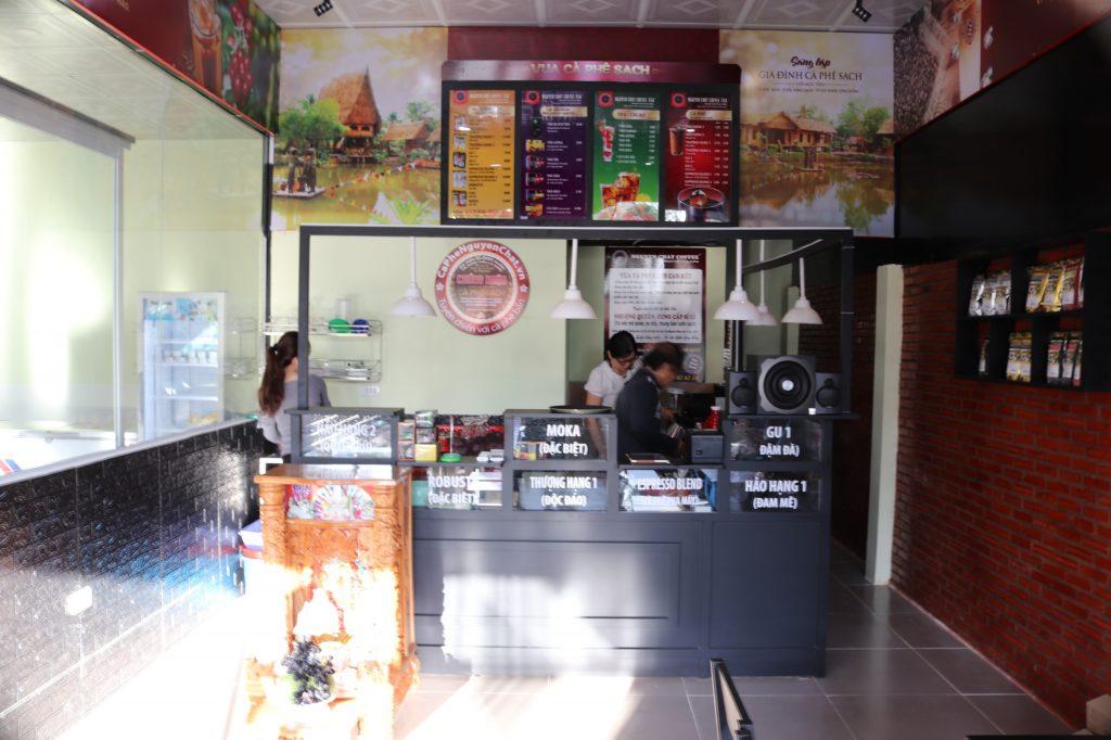 Kinh nghiệm mở quán cà phê sạch với số vốn ít
