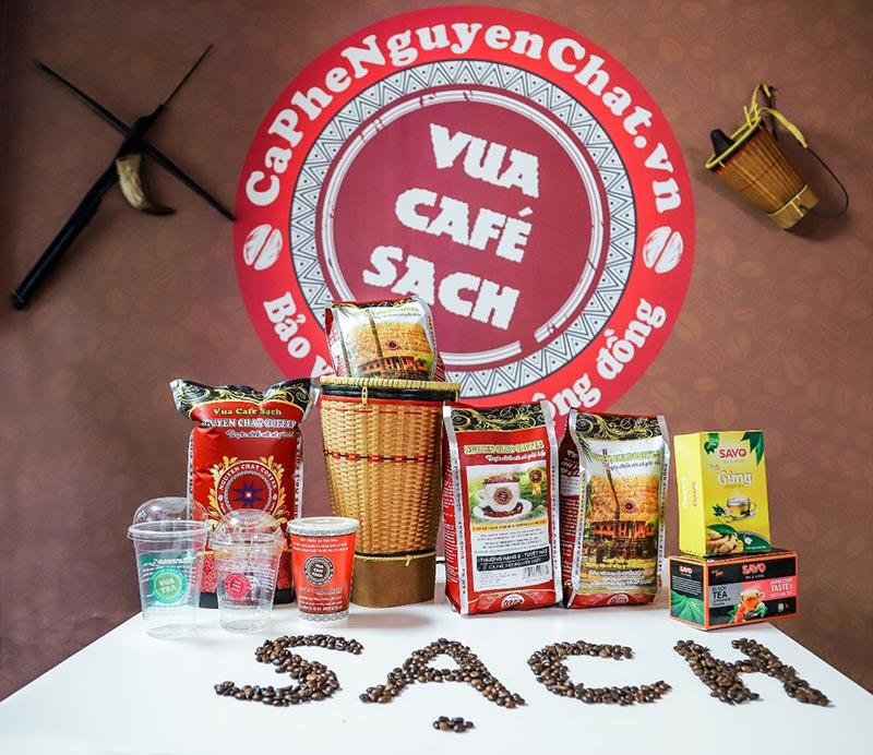 Phân phối cafe hạt nguyên chất toàn quốc