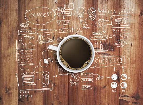 Chiến lược xây dựng thương hiệu cho quán cafe - Cà phê rang xay