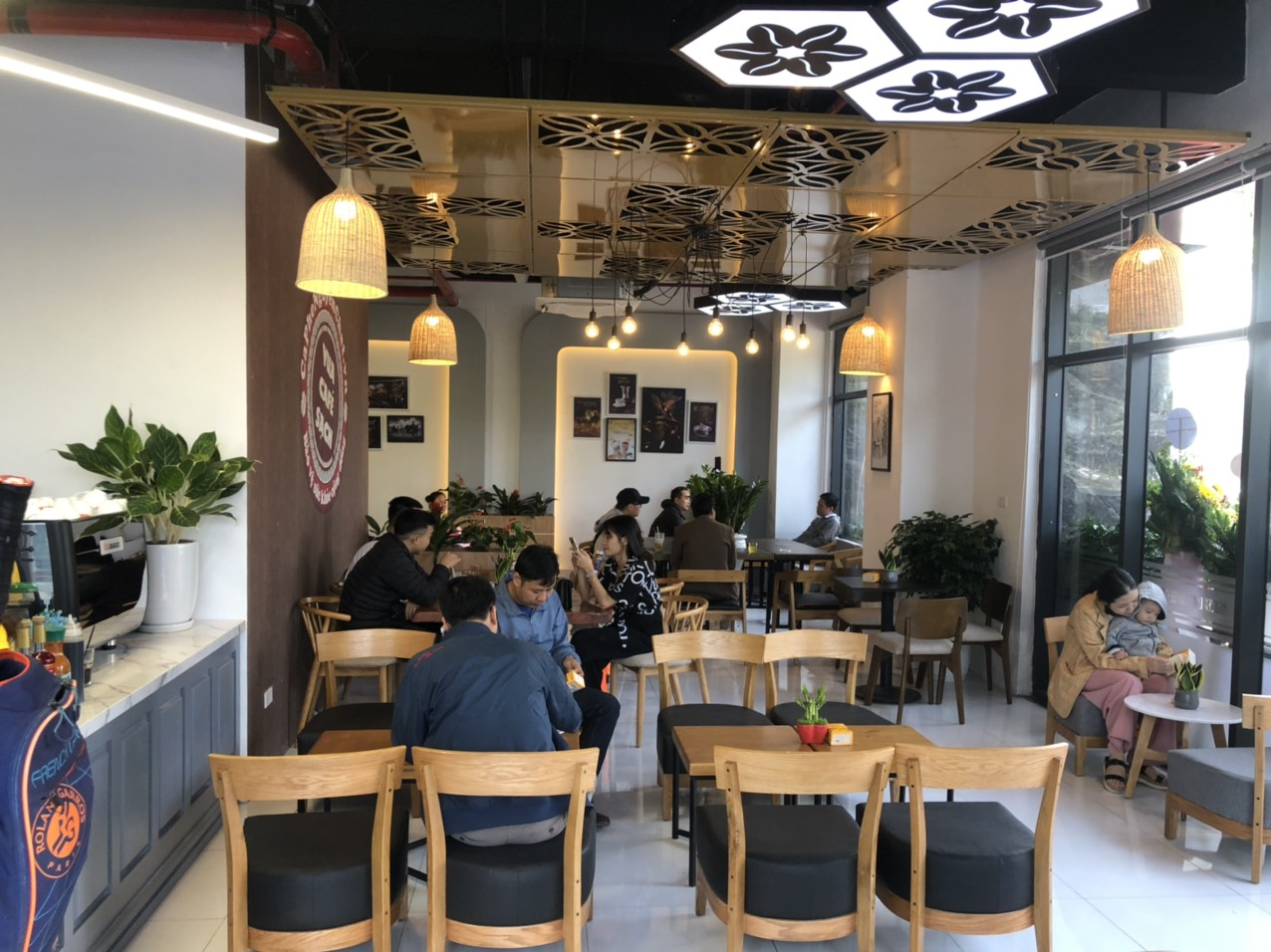 Nguyen Chat Coffee Tea