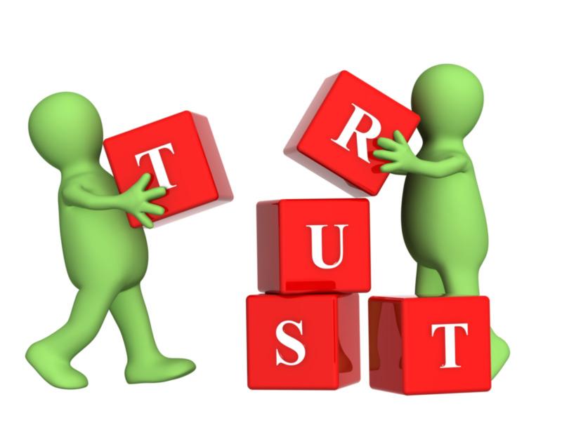 Niềm tin của khách hàng