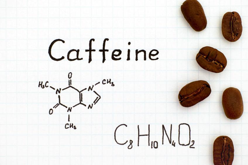 Chất caffeine có trong cà phê