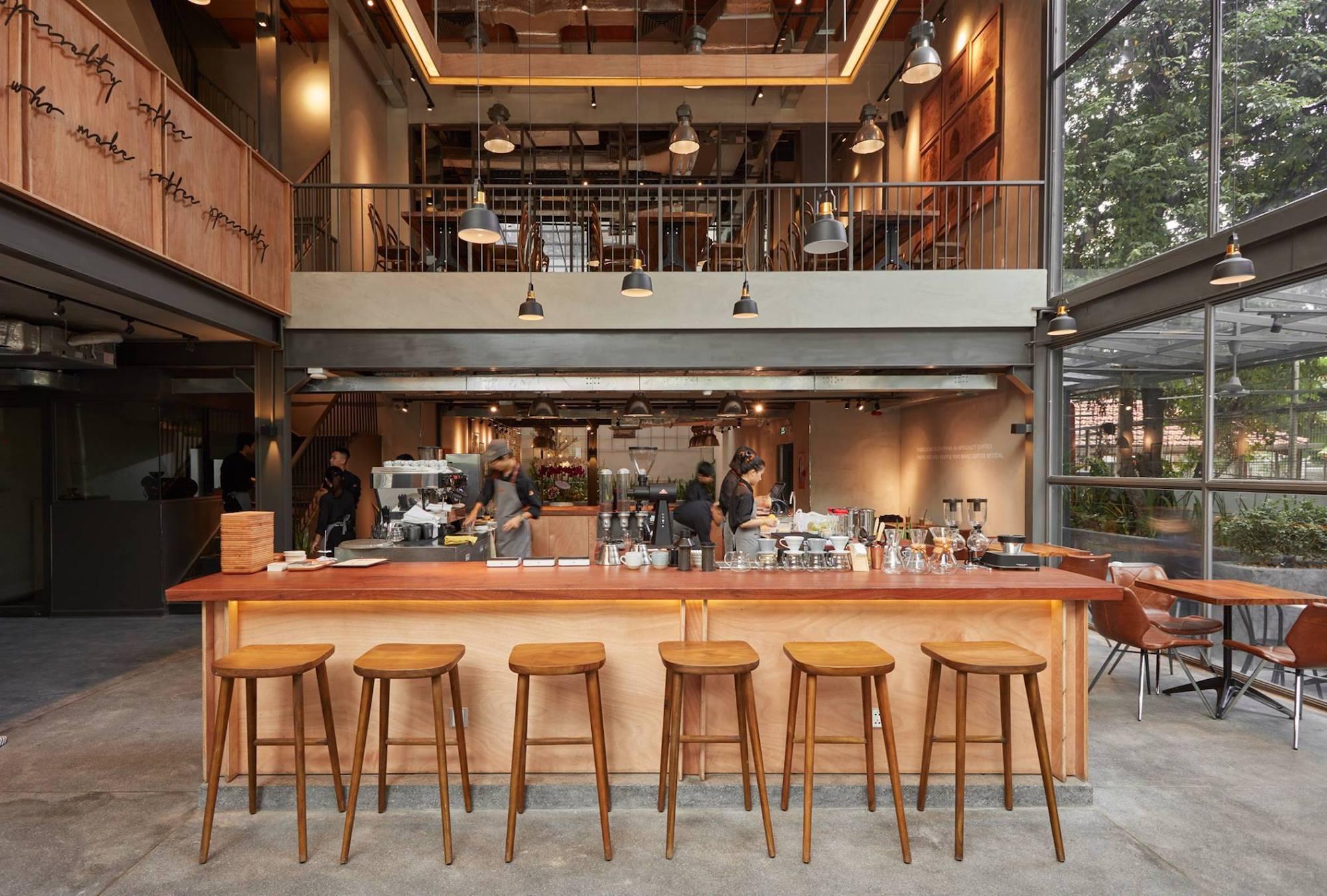 Làm sao ứng dụng vào chuỗi quán cà phê